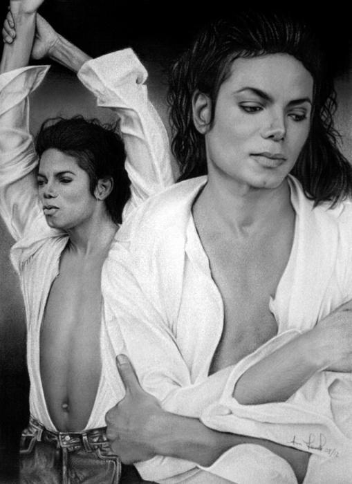 Michael Jackson par artfreakpt